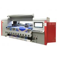 Best Digital Cotton Fabric Printing Machine Positive Pressure / Wiper 4.2 PL Droplet wholesale