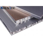 China Anodized Construction Aluminum Profile Aluminum Honeycomb Panel With Brushed Finish for sale