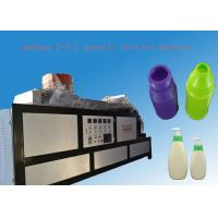 Best singal /double station extrusion blow molding machine for pp pe plastic container wholesale