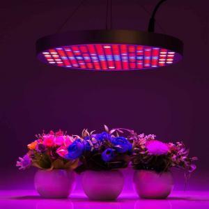 Best Marijuana UFO LED Grow Lights With Alluminum / PC Materials , Dia 33x H3 cm wholesale