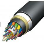 China Cable de Fibra Optica ADSS 6/12/24 Hilos Monomodo G652d 120m Span for sale
