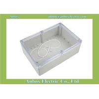 Wholesale 263*182*95mm Clear Lid Enclosures from china suppliers
