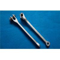 Buy cheap Hot-Dip Galvanized Die Cast Steel / Ductile Iron Eye End Fitting from wholesalers
