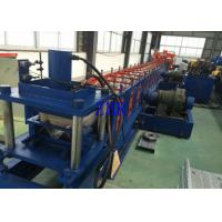 High Speed Guardrail Roll Forming Machine Shaft Dia 90MM 10Mpa Working Pressure