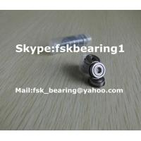 Buy cheap Metric F605ZZ Miniature Flanged Ball Bearings 5mm x 14mm x 5mm from wholesalers