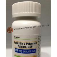 Wholesale Pencillin V Medical Tablets USP 500mg A disease caused by penicillin sensitive bacteria from china suppliers