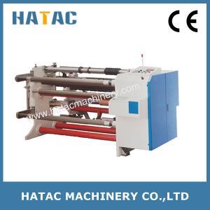 China Plastic Film Slitting Machinery,Auto Aluminum Foil Strips Slitter Machine,Kraft Paper Punching and Slitting Machine on sale