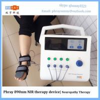 near infrared therapy device for pain relief and diabetes neuropathy therapy