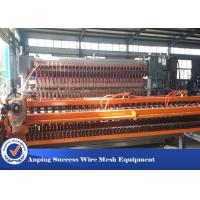 Wholesale Customized Wire Mesh Making Machine With PLC Digital Programming System from china suppliers