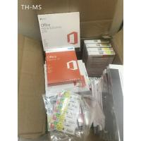 Wholesale OEM Office 2016 Pro Plus Key Home And Business Card No Language Limitation from china suppliers