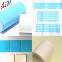 Buy cheap Glass Fiber Backing Thermal Adhesive Tape Easy To Stamping Processing  For LED Mount Heat Sink from wholesalers
