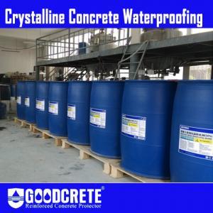 China Nano Permanent Concrete Waterproofing on sale