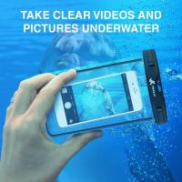 Wholesale Waterproof Floating Phone Pouch For Iphone Android Mobile Phone Universal Size from china suppliers
