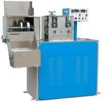 China PP PLA Drinking Straw Cutting Machine With Automatic Straw Collection Device on sale
