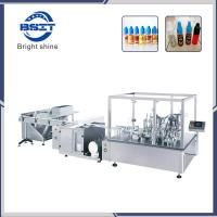 Wholesale 2-30ml Eye Drop Filling Machine Production Line for meet GMP standard from china suppliers