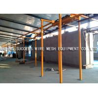 Wholesale Eco Friendly Wire Fence Making Machines , PVC Wire Coating Machine Various Colors from china suppliers