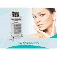 4MHZ, 7MHZ, 10MHZ New arrival HIFU focused ultrasound machine / HIFU Face lift / HIFU for wrinkle removal
