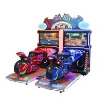 Wholesale Super Motor Bike Racing Arcade Machine D2400 * W2450 * H2500mm Size 300W Power from china suppliers