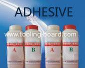 China Tooling Board Adhesive, can bond tooling block to larger plate as per production request for sale