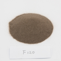 Wholesale Artifical 120 Grit 4.1g/Cm3 Brown Fused Aluminum Oxide from china suppliers