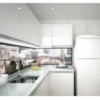 Soft Closing Dtc Hinges Laminate Paint Kitchen Cupboards With Electrical Machine