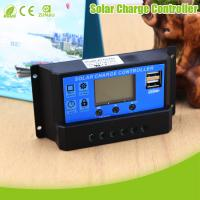 With usb pwm solar street light charge controller10a 20a 30a, manual pwm solar charge cont for sale
