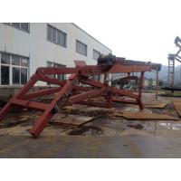 Wholesale 55-145KN Free fall life boat davit for hot sales from china suppliers