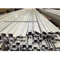 Wholesale Powder Coating White Aluminum Door Frame Extrusions / Sections / Profiles / Panels from china suppliers