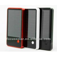 Wholesale iphone battery solar charger dual output port & slim line charger from china suppliers