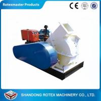 Wholesale 1-2Ton / h Log Branch Disc Wood Chipper for 10-30mm Wood Chips from china suppliers