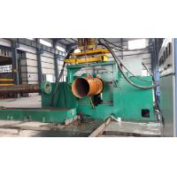 Wholesale Automatic Hydraulic Pipe Bender , Green Hydraulic Steel Pipe Bender Machine from china suppliers