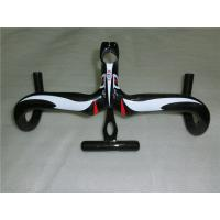 China Carbon fiber road bike handlebar integrated with a table stand on sale