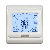 3A 16A touch screen room thermostat for floor heaitng system welcome to OEM