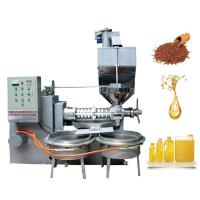 China High oil rate sunflower oil making machine camellia oil processing machine for sale