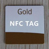 Wholesale NFC Type 1 Tag/Keyfob/Sticker with 13.56MHz Chip, 14443A, Mifare 1K Tag, High Quality from china suppliers