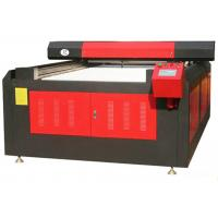 3D Color Laser Printer Leather Cutting Machine For Shoe Upper / Clothing Fabric