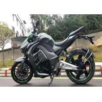 China Powerful Fully Electric Sport Motorcycle Short Charging Time For Adults on sale