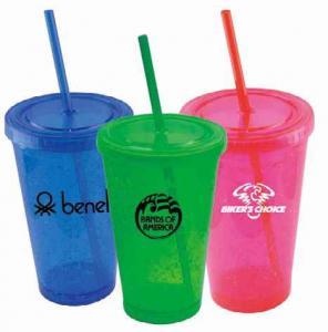 Spirit Gel   PS Plastic   cup