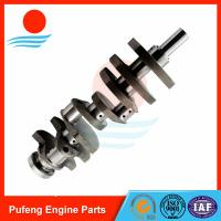 Wholesale high quality crankshaft with low cost made in China, NISSAN RG8 Crankshaft from china suppliers