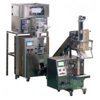 Wholesale Pyramid Herbal Tea Bag Packing Machine with Second Outside Packaging from china suppliers
