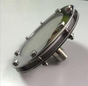 Wholesale 10um Titanium Sintered Aerator Plate Gas Aerator tubular micro porous aerator from china suppliers