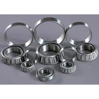 Wholesale Single - Row Or Double Row Hardened Taper Rolling Bearing High Carbon Chromium Steel from china suppliers