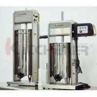 Wholesale 7 LB/3 L Manual Sausage Stuffer 2 Speed Stainless Steel Vertical 5-7 Lb Sausage Maker from china suppliers