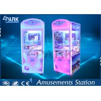 Wholesale CE Certificate Arcade Grabber Machine / Claw Toy Machine 50 KG Different Color from china suppliers