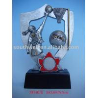 Wholesale resin basketball trophy---NW1401K from china suppliers