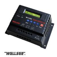 WELLSEE WS-C4860 40A 48V Solar Panel Charge Controller for sale
