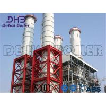 China High Mechanism Strength HRSG Boiler , Steam Generator Boiler Space Saving for sale
