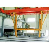 Wholesale Sand Lime AAC Block Cutting Machine , AAC Block Tilting Hoister Machinery from china suppliers