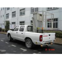 Wholesale Hydraulic Trailer Mounted Lift Double Mast Vertical Aerial Work Platform For Airports from china suppliers