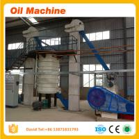 Wholesale Modern sesame oil refinery plant edible oil plant turnkey project from china suppliers